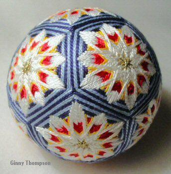 Temari pattern