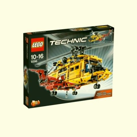 Lego Technic Copter