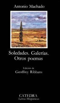 En 1907 han desaparecido los poemas de un modernismo más radical. Machado se muestra más sobrio, tendencia que le ha valido ser incluido en la Generación del 98.