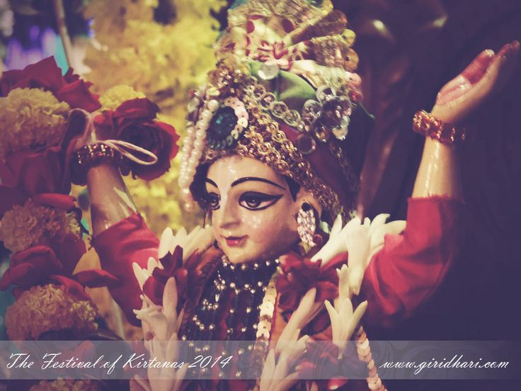 Festival of Kirtanas by the ISKCON Temple in Bangalore