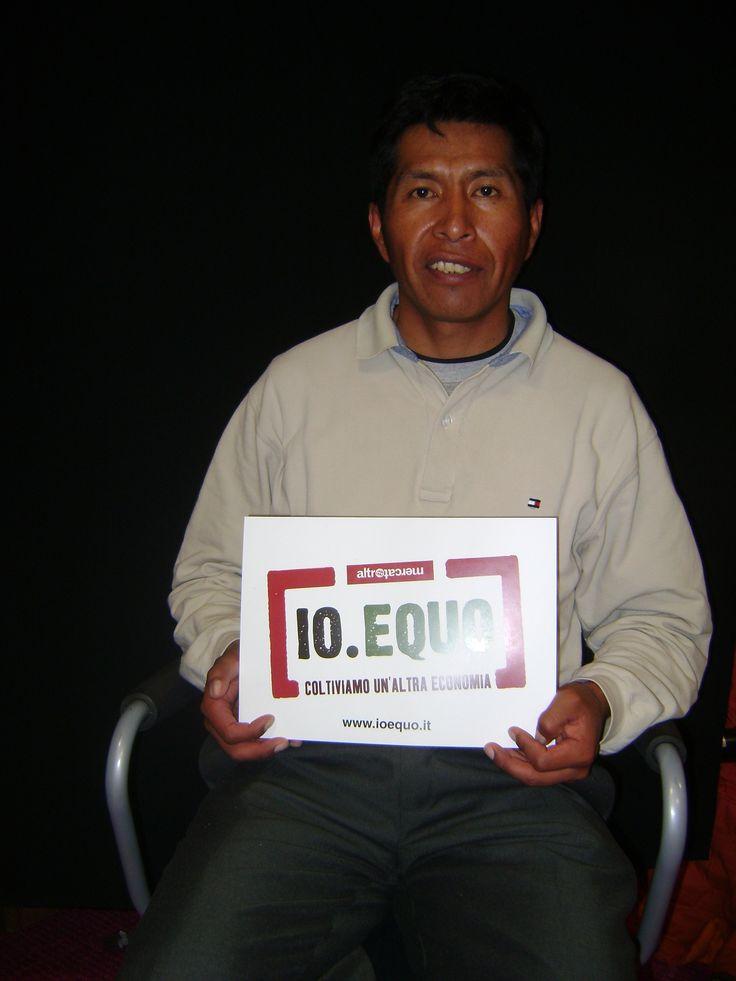 J. Belen Copa, Coop.va Anapqui (Bolivia)  http://www.altromercato.it/ioequo/sostenitori