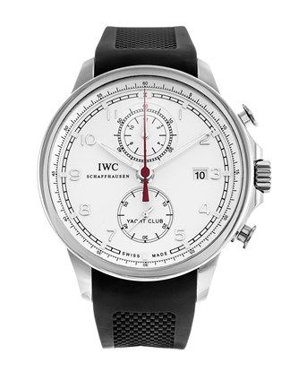 IWC Portuguese Yacht Club IW390206 - Product Code 65693