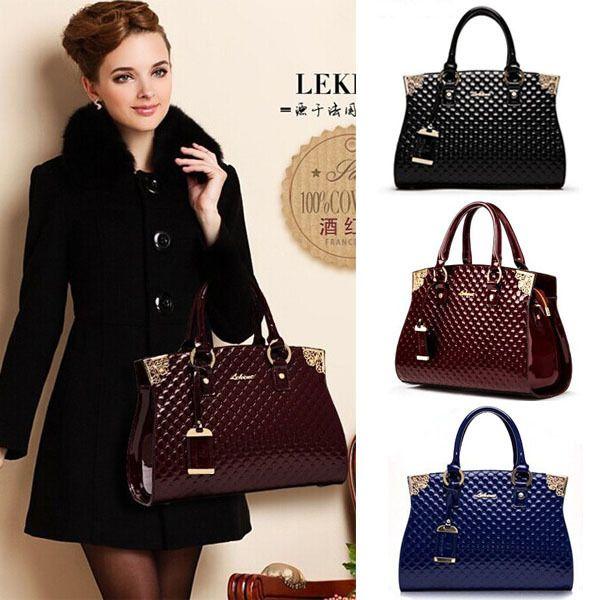 Women Handbag Genuine Paint Leather Crossbody Bag Handbags Brand Tote Fashion Women Messenger Bags Shoulder Bag Bolsas