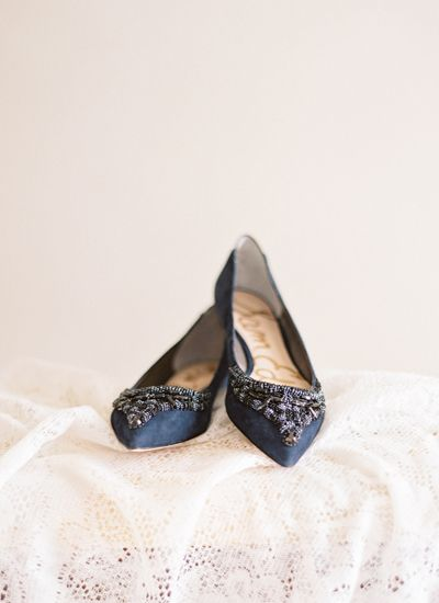 Intimate Blue Wedding By Charla Storey
