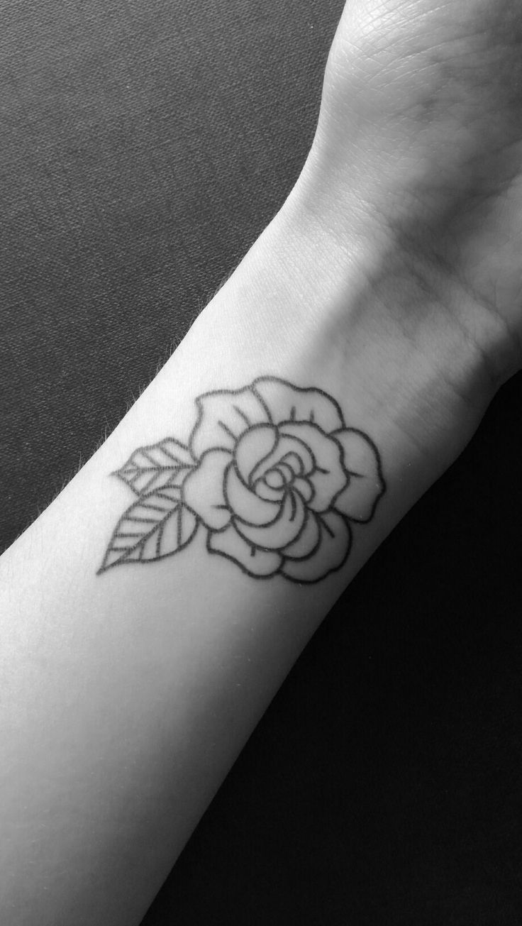 Gardenia tattoo wrist | I wouldn't get it on the wrist. Maybe the ankle or shoulder blade. Somewhere hide-able.