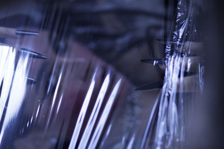 MAISON FINCH / Noir Tribe Media  PH: Ace Amir Model: Veronica Alvarez  #MaisonFinch #MF #MaisonFinchArchive