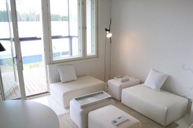 Prinsessojen Interior & Design: Modernia kaupunkirakentamista Vantaan Asuntomessuilla