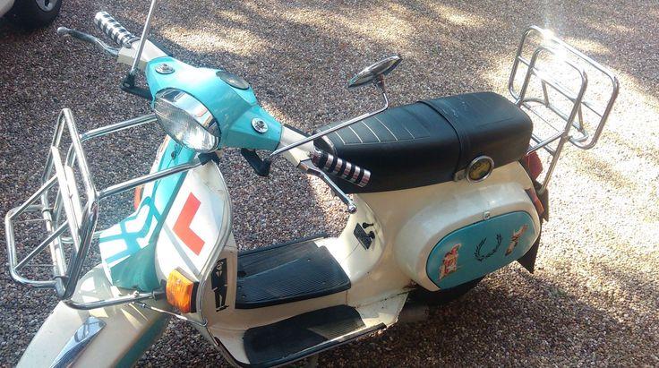 Classic 1983 Vespa 125cc | eBay