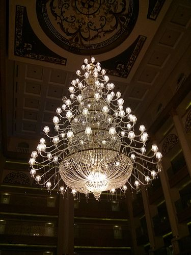 1000 Images About Chandeliers On Pinterest Crystal