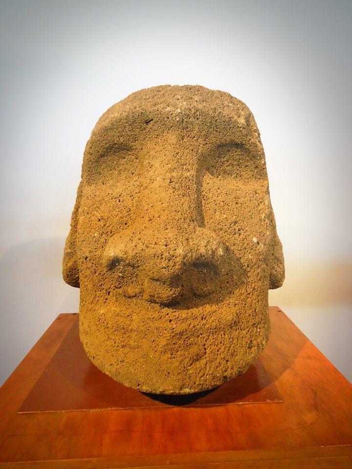 Museu de Antropologia - Isla de Pascua