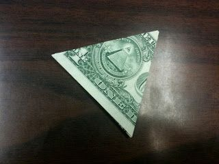 f(t): Special Right Triangles with dollar bills