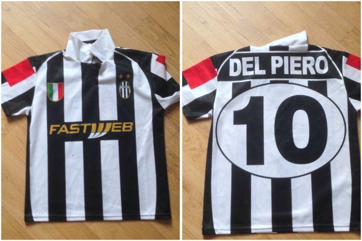 Juventus, Italy. Non original T-shirt/Maglia non originale