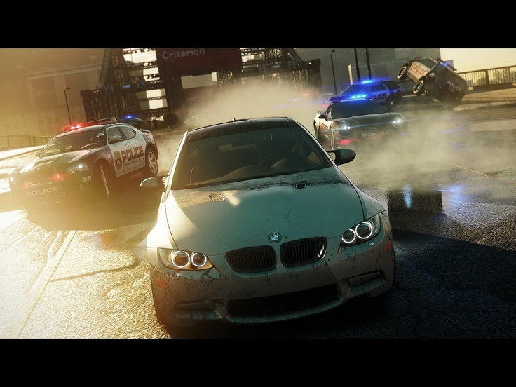 Need For Speed: Most Wanted Wallpaper 800x600