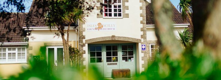 Scilly Isles Holiday Accommodation from the Isles of Scilly Country Guesthouse in St Mary's