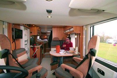 Dethleffs Globebus I4 Motorhome Review Motorhome
