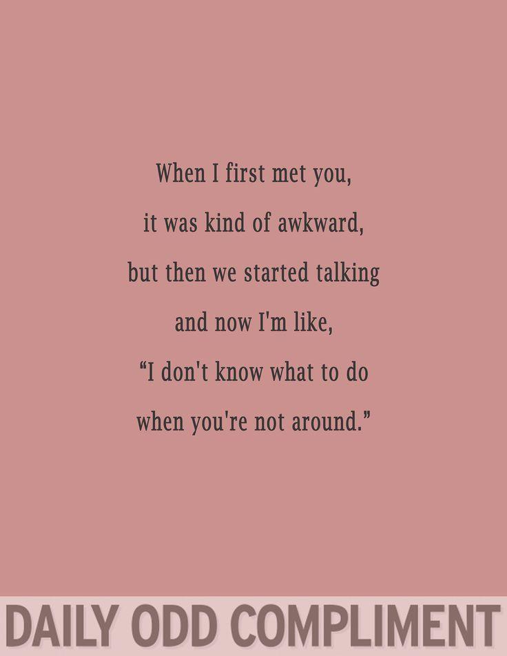 """""""Met You"""""""