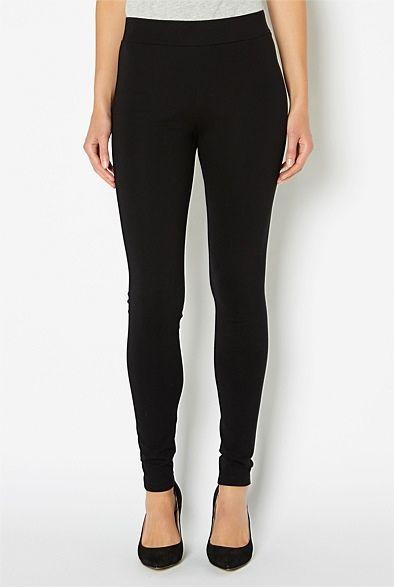 Pants | Women's drape, ponte, beach, cargo styles & more | Witchery Online - Pull On Ponte