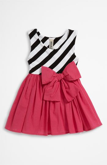 Love this little girls dress