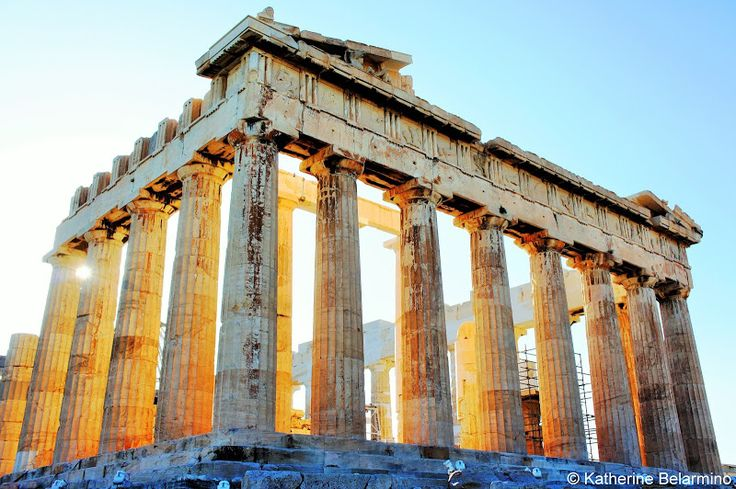 Athens in one day - what to do