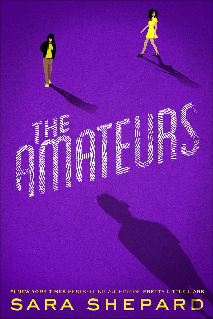 The Amateurs – Sara Shepard…