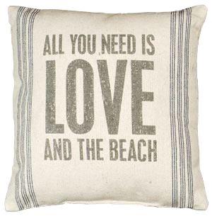 Love: Idea, Beaches House, Quotes, Linens Pillows, So True, Throw Pillows, Things, Beaches Pillows, The Beaches