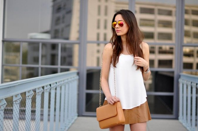 Cruise Bag by blogger Kelly from We Heart Fashion!