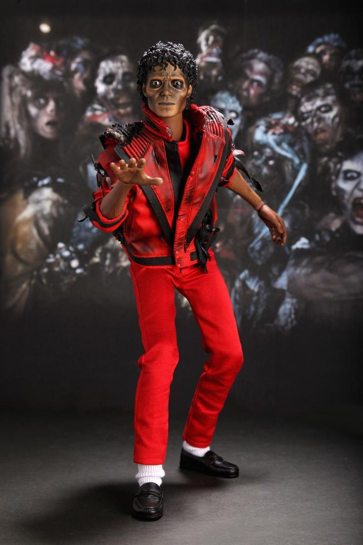 Michael Jackson - Thriller Doll