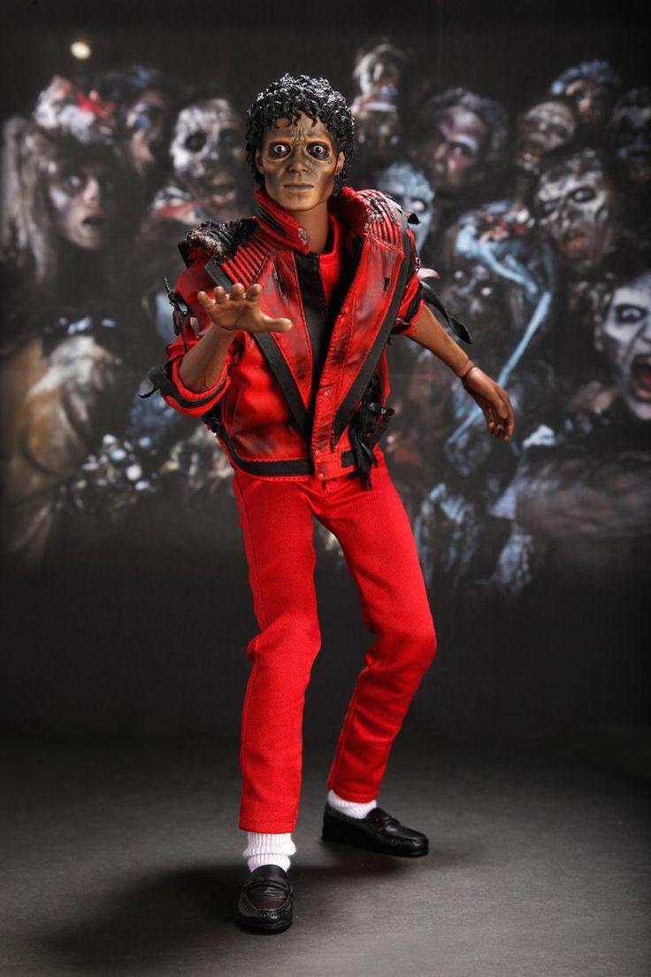 Michael Jackson - Thriller Doll