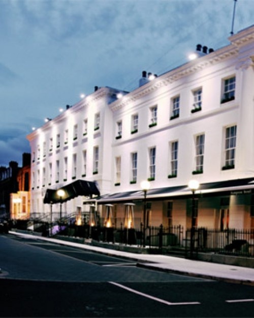 Hampton Hotel - Dublin, Ireland #Jetsetter