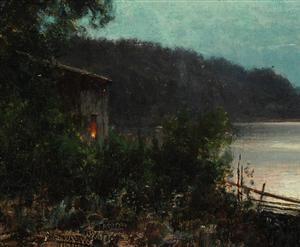 Hjalmar Munsterhjelm 1840-1905 - DK, Herlev, Dynamovej