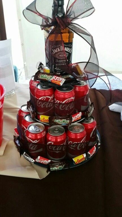 Jack Daniels cake..