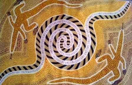 Aboriginal art and culture have attracted worldwide attention with its ancient iconography and universal philosophy. The Dreamtime Stories depicted in their art reveal 40,000 years of history and demonstrate respect and love for their inherent culture and land.   more http://www.mercataworld.com/aboriginal_art.html