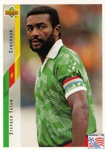 Stephen Tataw @ Cameroon [a]