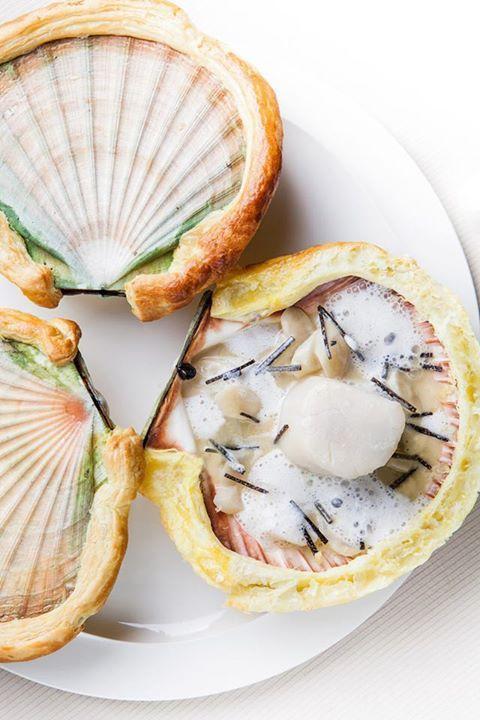 Saint-Jacques (Alain Ducasse) - Cuisine Actuelle !