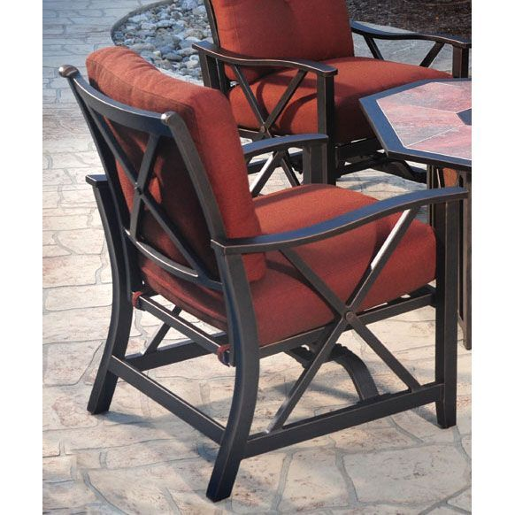 Haywood Patio Spring Chair