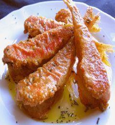 Τα μυστικά του σεφ για τηγανητό ψάρι - gourmed.gr
