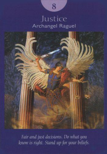 Angyal tarot