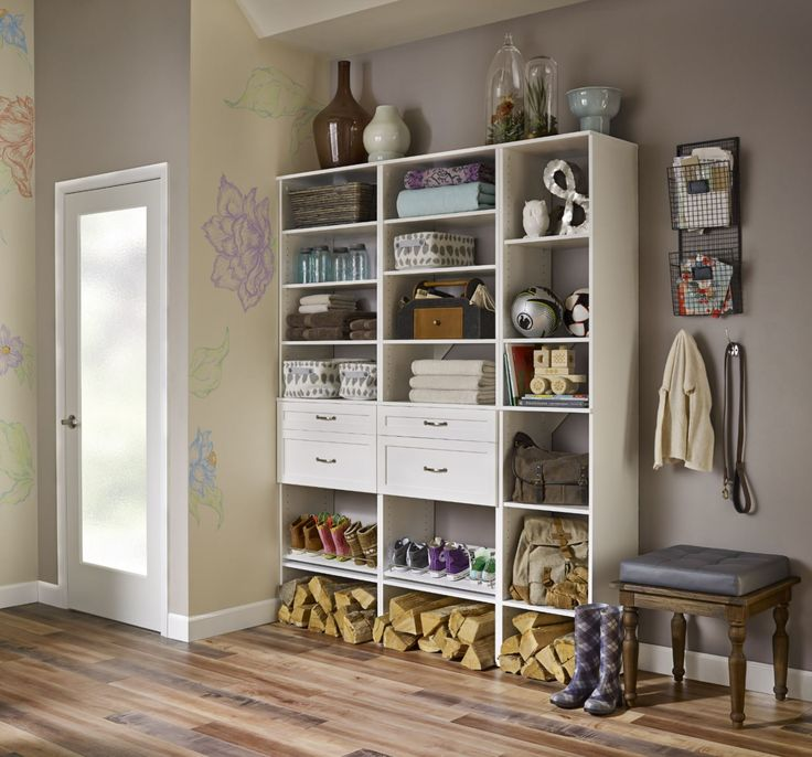 Looking To Turn Your Mudroom Into The Ultimate Command Center? Create The  Perfect Organization System