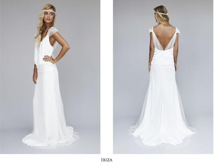 43 besten Wedding dresses Bilder auf Pinterest   Hochzeitskleider ...