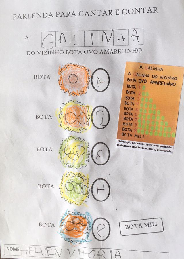 Pin Em Educacao Infantil Atividades Ludicas
