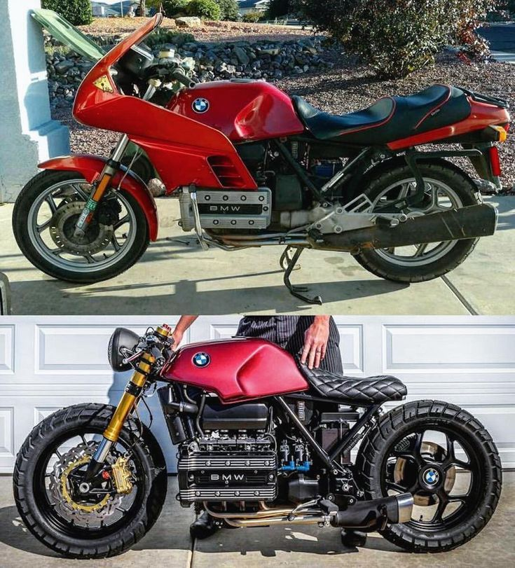 12.7k Likes, 144 Comments – CAFE RACER