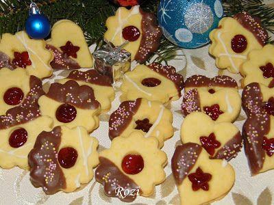 Rozi Erdélyi konyhája: Karácsonyi linzer