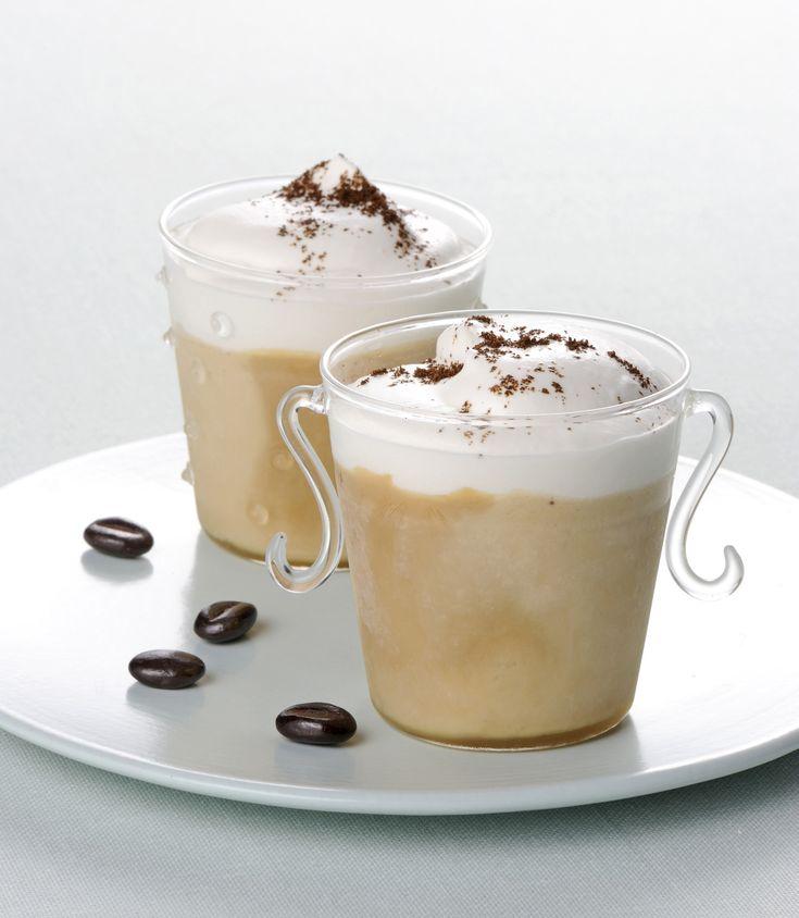 Cappuccino semifreddo alla panna