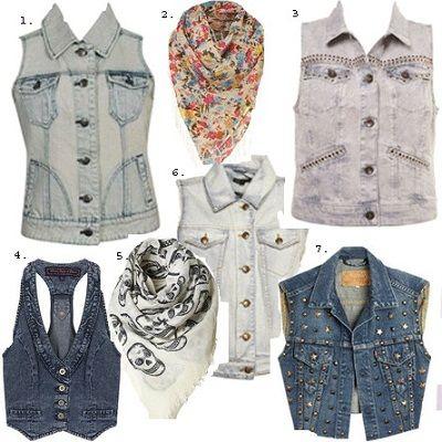 Meski lebih banyak dikenakan kaum adam, para fashion designer memperkirakan vest (rompi) akan menjadi tern fashion wanita di tahun 2014.