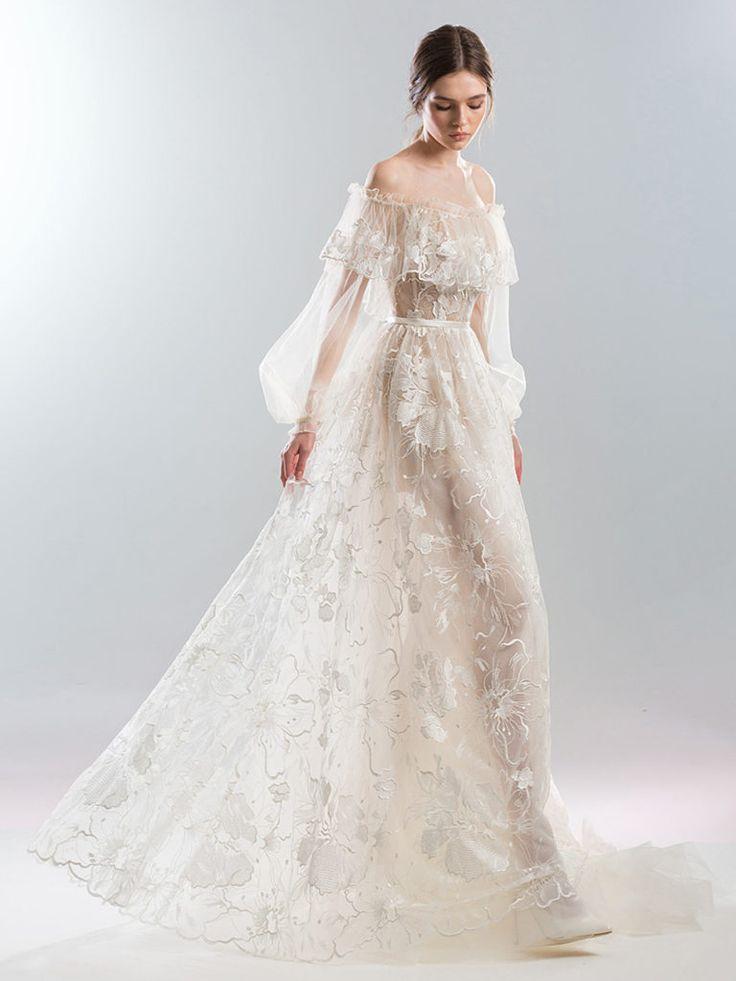 Pre-view 2019 Wedding Dress Collection – Papilio Boutique