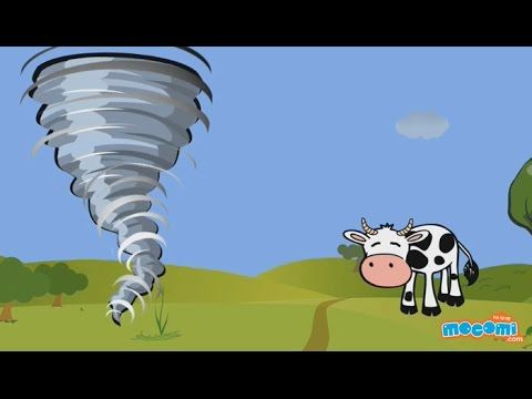 What is a Tornado? Facts & Information | Mocomi Kids - YouTube
