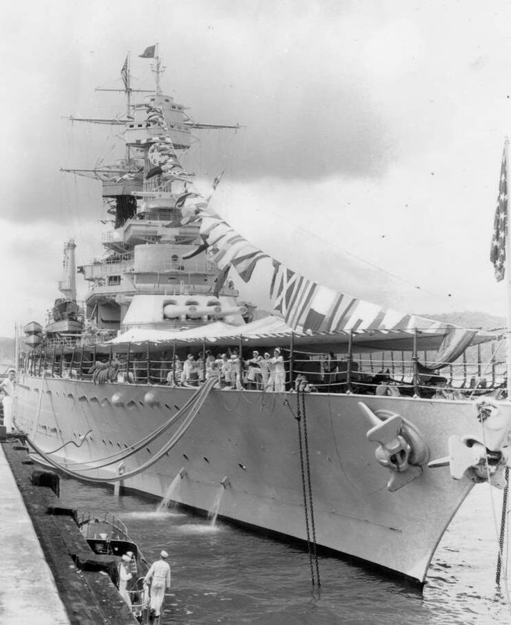 USS West Virginia Pear Harbor, Hawaii