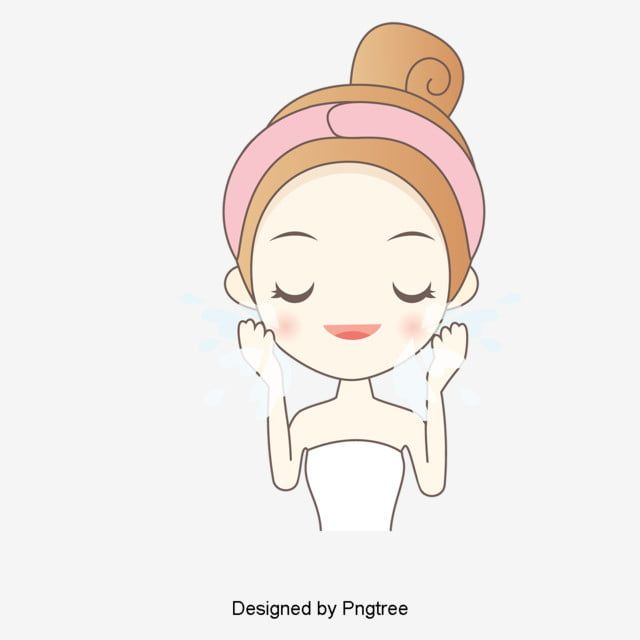 Cartoon Hand Painted Woman Spa Beauty Design Cartoon Hand Painted Lovely Png Transparent Clipart Image And Psd File For Free Download การออกแบบต วละคร การ ต น ศ ลปะการ ต น
