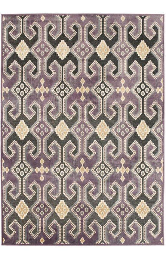 safavieh paradise par152 purple multi rug