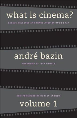 Bestseller Books Online What Is Cinema? Vol. 1 Andre Bazin $20.4  - http://www.ebooknetworking.net/books_detail-0520242270.html